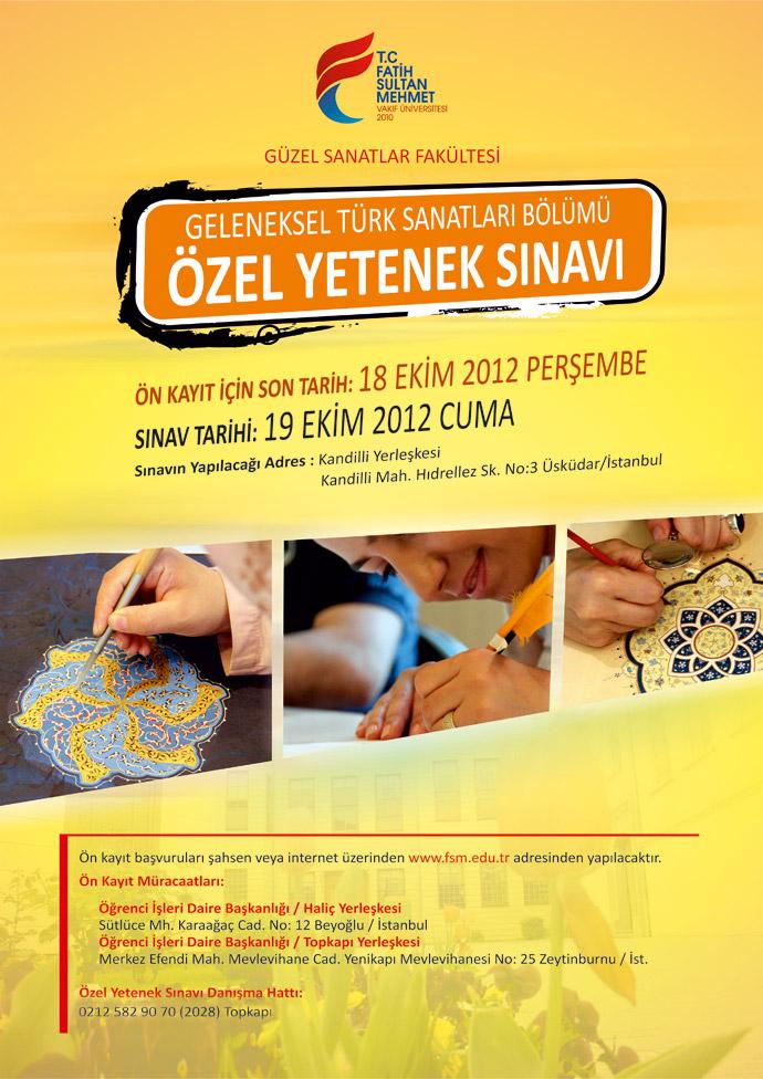 http://ogrenci.fatihsultan.edu.tr/resimler/upload/FSMVU_Geleneksel-Turk-Sanatlari-Ozel-Yetenek-Sinavi-Ek-Kontenjan-Firsati-AFIS-290912.jpg